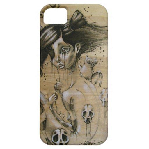 """Bad Memories"" Iphone 5 case"