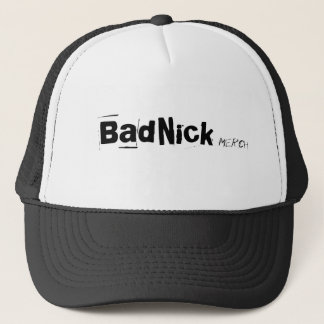 Bad, Merch, Nick Trucker Hat