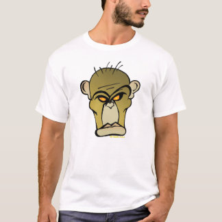 Bad Monkey Mascot T-Shirt