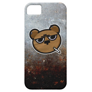 Bad Mood Bear Barely There iPhone 5 Case