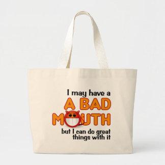 Bad Mouth bag