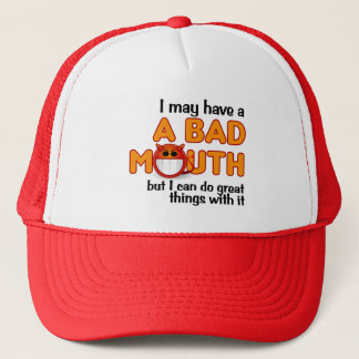 Bad Mouth hat