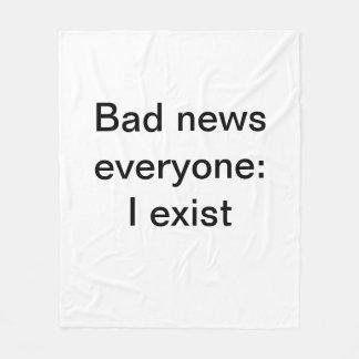 Bad News Blanket