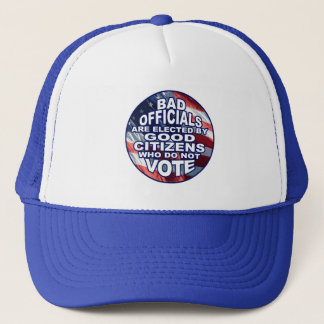 Bad Officials Trucker Hat