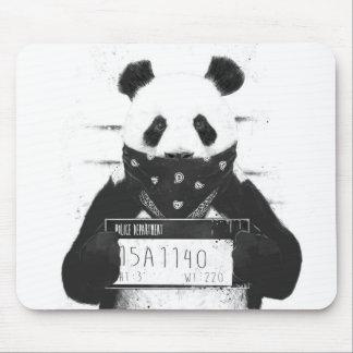 Bad panda mouse mat