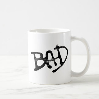 BAD Pet T-shirt Basic White Mug