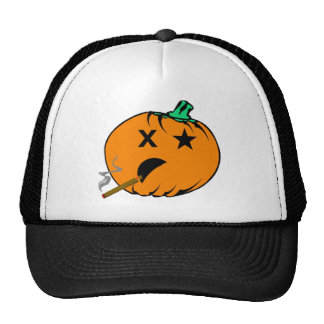 Bad Pumpkin Hats