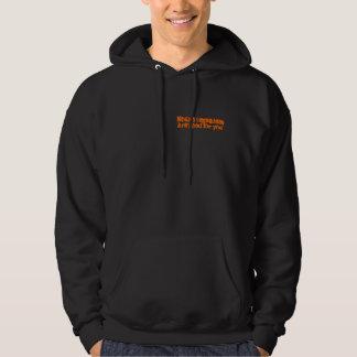 Bad pumpkins hoodie