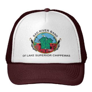 Bad River Band Chippewa Cap