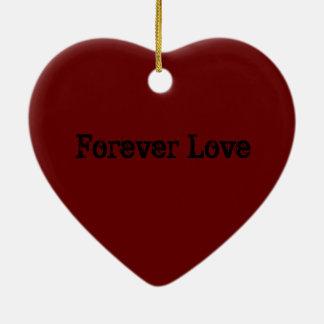 Bad Romance Ceramic Heart Decoration