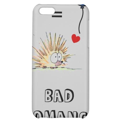 Bad Romance - Porcupine & Balloon iPhone 5C Case