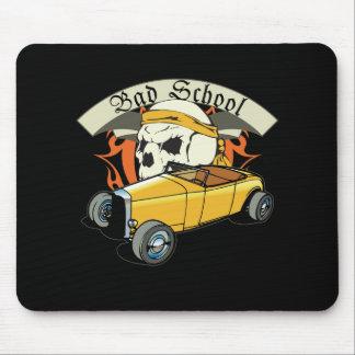Bad School Hotrod Mouse Mat