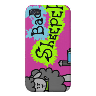 Bad Sheepeh Spraypaint Case iPhone 4/4S Covers