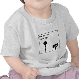Bad Sign T-shirts