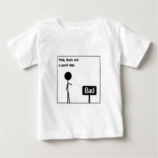 Bad Sign Tee Shirts