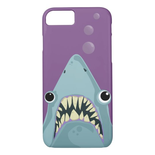Bad Teeth Shark iPhone 8/7 Case