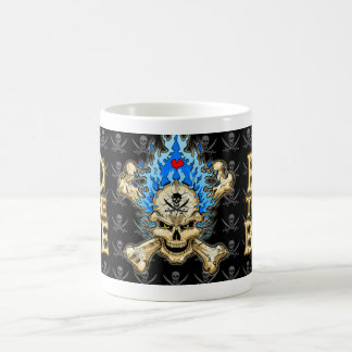 Bad to the Bone Coffee Mug