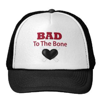 Bad to the bone hat