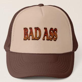 bad to the bone hat funny hat design