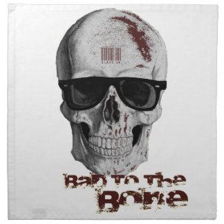 Bad To The Bone Napkin