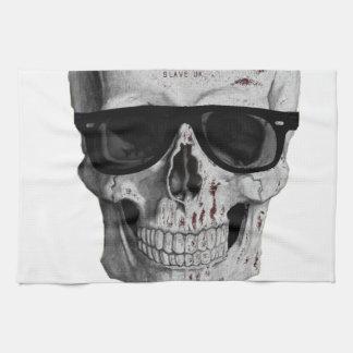 Bad To The Bone Tea Towel