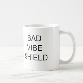 BAD VIBE SHIELD MUG