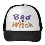 Bad Witch Trucker Hat