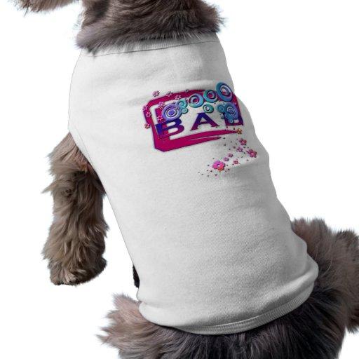 Bad Word Pet T-shirt