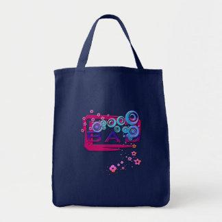 Bad Word Grocery Tote Bag