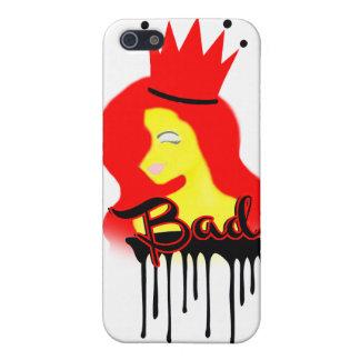 Bad Yella Chick iPhone 5 Covers