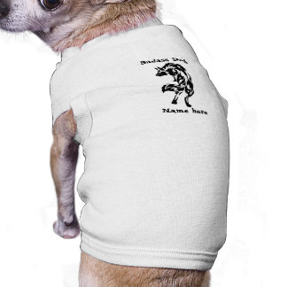 Badass Dog funny Shirt