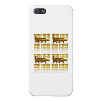 Badass Honey Badgers Covers For iPhone 5