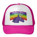 Badass Like A Unicorn! Cap