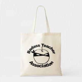 Badass Teacher Association - Ninja Apple tote