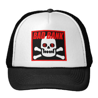 BADBANK TRUCKER HAT