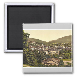 Baden-Baden and the Kurgarten, Baden, Germany rare Magnet