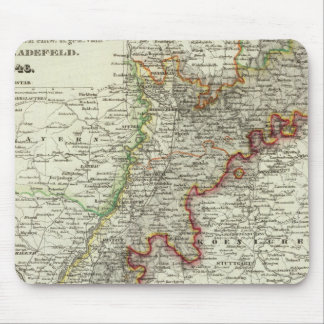 Baden, Germany Mouse Mat