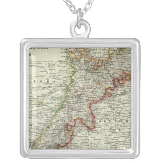 Baden, Germany Silver Plated Necklace