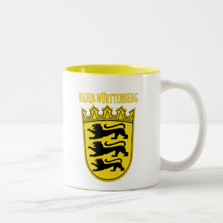 Baden-Wurttemberg Two-Tone Coffee Mug