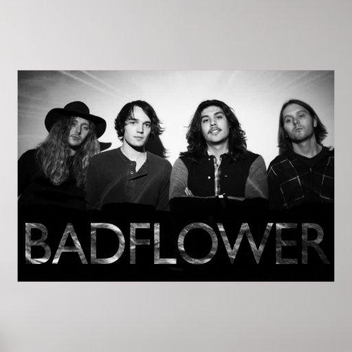 Badflower : Poster