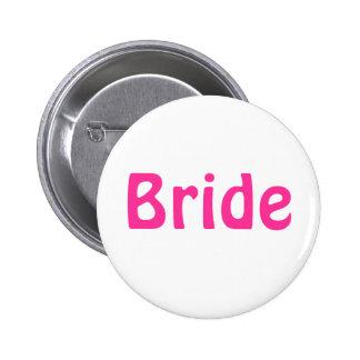 Badge - Bride Pin