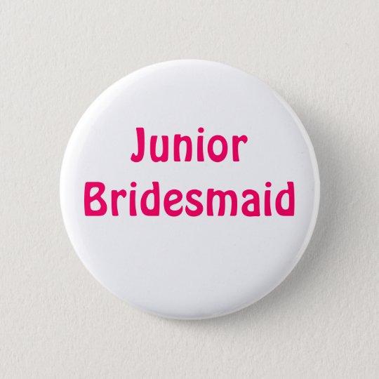 Badge - Junior Bridesmaid