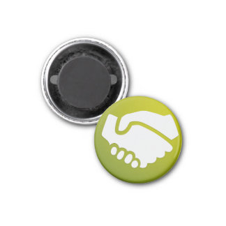 Badge Magnet - Trust