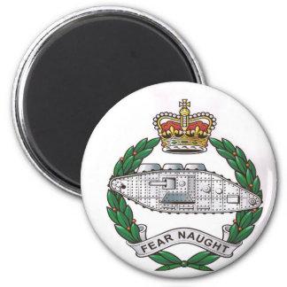 Badge RTR 6 Cm Round Magnet