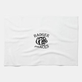 Badger Brace Kitchen Towel
