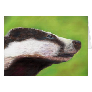 Badger card (a330)