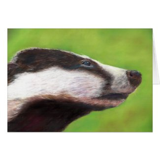 Badger card (a330) title=
