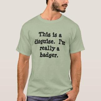Badger Costume T-Shirt
