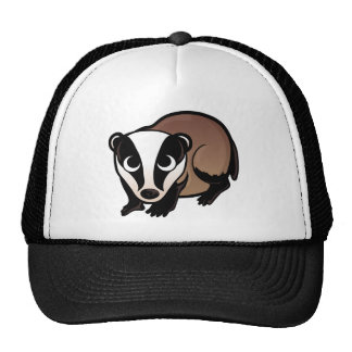 Badger Design Cap