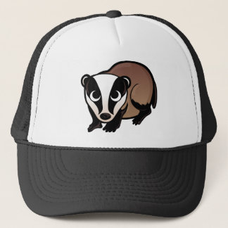 Badger Design Trucker Hat